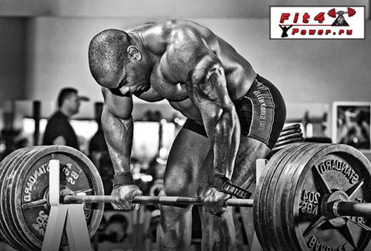 Программа тренировок для быстрого набора мышечной массы