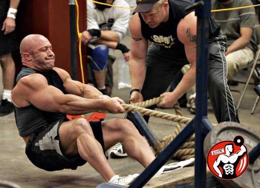 Тренировка связок и сухожилий