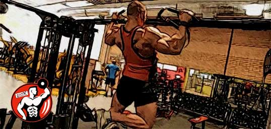 Программа упражнений для спины