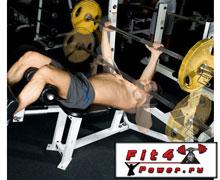 Силовые упражнения на грудь