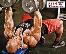 Изолированные упражнения на грудные мышцы