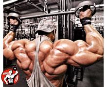 Изолирующие упражнения для широчайших мышц спины: тяга за голову